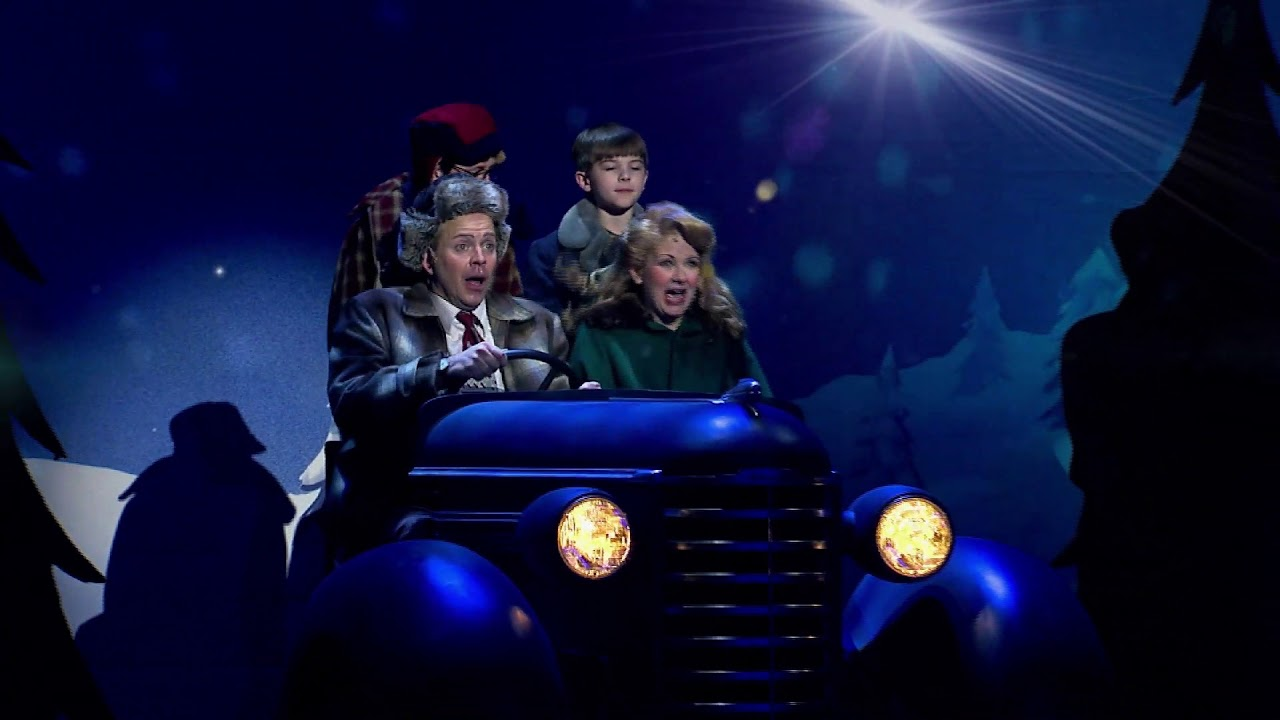 A Christmas Story 2019.A Christmas Story The Musical At The Eccles Theater December 3 8 2019