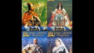 Короли и королевы Англии  - Средние века (S01 E02) sl