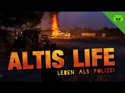 ALTIS LIFE # 69 - Leben als Polizei «» Let's Play Arma 3 Altis Life | HD