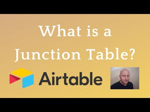 What Is A Junction Table?