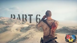 MAD MAX Part 6 - Camp Assault, Harpoons And Scarecrows Gameplay HD