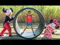 Assistant Farm Games with Mickey and Minnie Mouse and Doc McStuffins