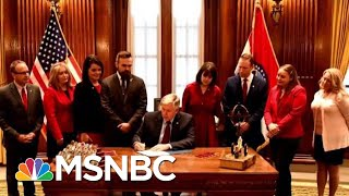 GOP Plan To Support New Abortion Laws | The Last Word | MSNBC