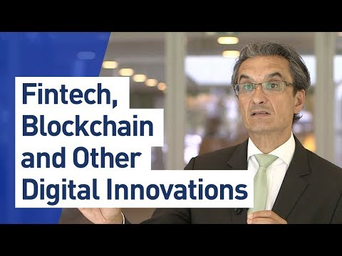 Fintech, Blockchain and Other Digital Innovations with Arturo Bris (OWP Singapore 2017)