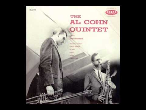 Al Cohn Quintet featuring Bob Brookmeyer - Good Spirits - 1956