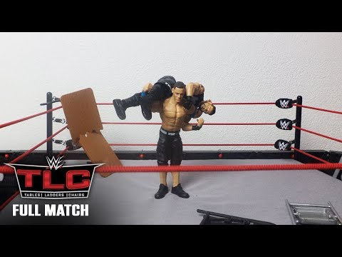 FULL MATCH — John Cena vs. Kevin Owens - TLC Match: WWE TLC 2016