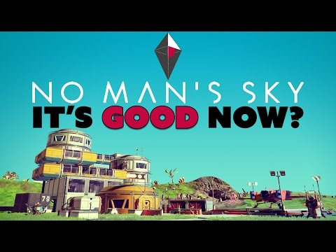 No Man's Sky MAJOR UPDATE: It's GOOD Now!? - The Know Game News