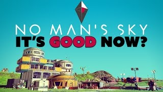 no man s sky major update it s good now the know game news