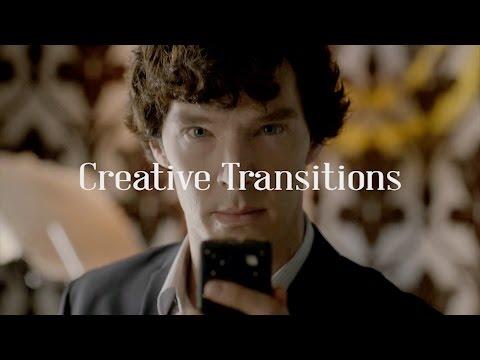 Sherlock - How Creative Transitions Improve Storytelling