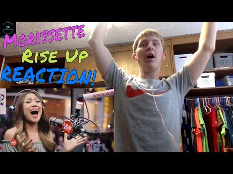 Morissette Amon - Rise Up REACTION!