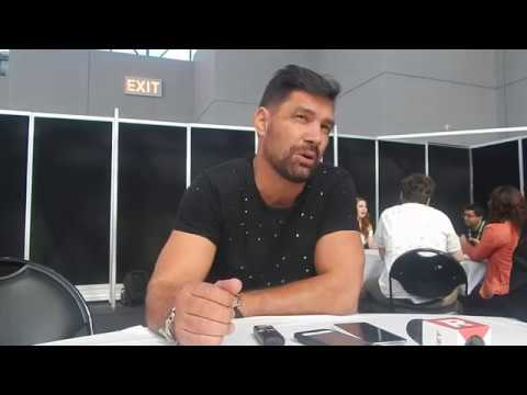 NYCC 2017: Manu Bennett of The Shannara Chronicles