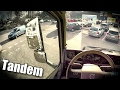 Volvo FH 540 2017 + Trailer connecting and Reversing! GoPro, Truck Driving vlog. 23 april