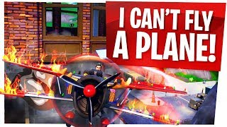 I Am Good At Airplanes - Fortnite Battle Royale