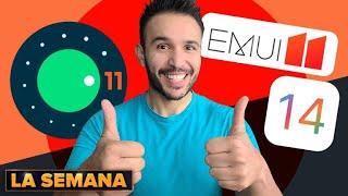 Android 11 y Huawei EMUI 11: lo que debes saber