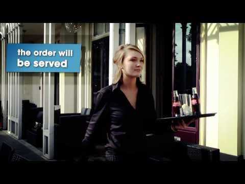 "Smart ordering with Your Smart ""I Butler"" сканируй-выбирай-оплачивай Ай батлер презентация"