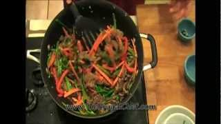 How To Make A Quick Beef Vegetable Stir Fry