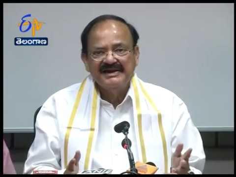 Will Work to Strengthen Parliamentary Democratic System | Venkaiah Naidu