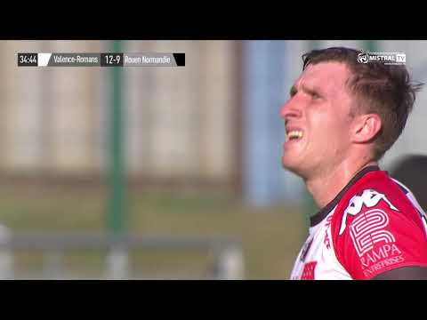 Séquence Rugby FINALE Fédérale 1 VRDR Vs Rouen