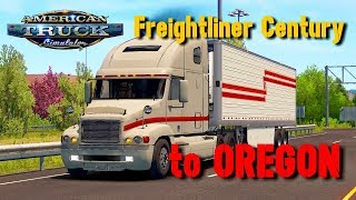 Freightliner Century for American Truck Simulator Truck version: - Adaptation for 1.32 - Fixed headlights - Fixed bugs and errors - Clean log  Truck version: https://stmods.ru/american_truck_simulator/mods/freightliner_century_by_ets2reload_for_ats/