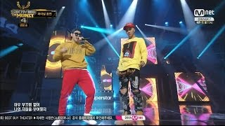 Video SONG MINHO - 'OKEY DOKEY' (with ZICO) 0828 Mnet SHOW ME THE MONEY 4 download MP3, 3GP, MP4, WEBM, AVI, FLV Agustus 2018
