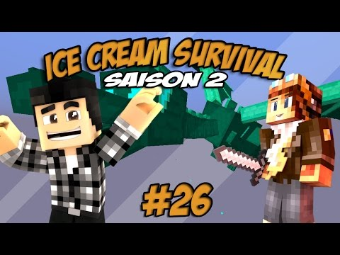 UN BOSS DE OUF  !! - Ice cream survival s2 #26