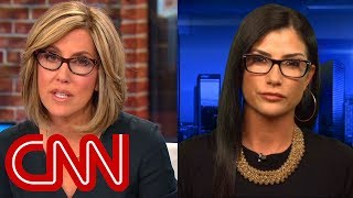 CNN anchor to NRA spokeswoman: How dare you