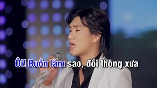 Karaoke - Đồi Thông Hai Mộ - Dương Sang