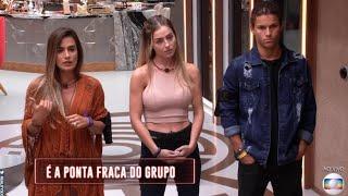 Baixar ENQUETES APONTAM SAÍDA DE DANRLEY CONTRA PAULA E CAROL NO BBB 19