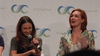 Katherine Barrell Funny and Sweetest Moments