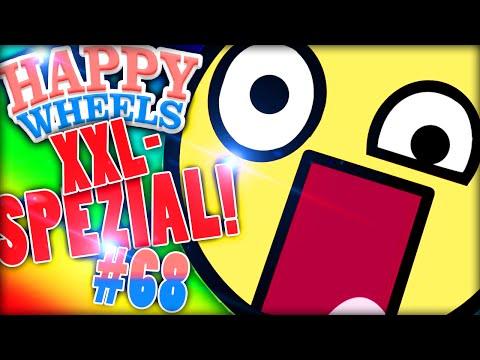 XXL HAPPY WHEELS SPEZIAL (Mit Karottensaft) | Happy Wheels #68
