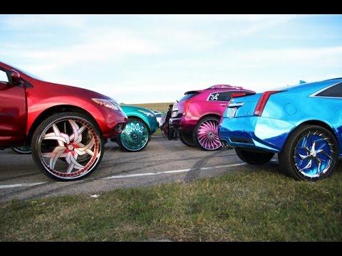 WhipAddict: MLK Car Show 2016: Part 2: Swerve Action, Car Audio, Custom Cars