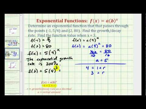exponential function graphing calculator