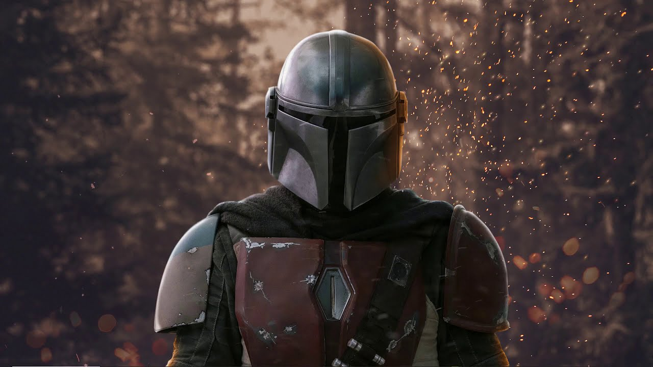 Wallpaper Engine Star Wars The Mandalorian Youtube