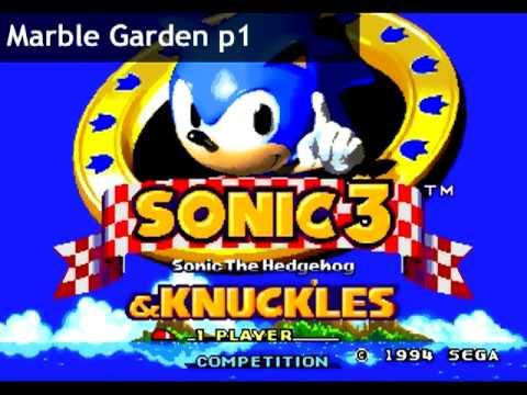 Sonic 3 & Knuckles Soundtrack part(1/5)