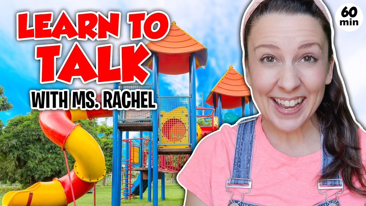 Learning Videos for Toddlers - Speech, Songs and Signs - Toddler Learning Video - At the Playground
