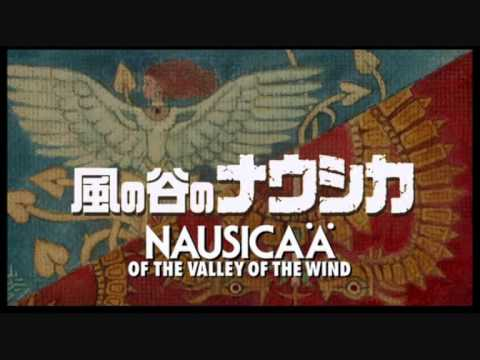 Nausicaa of the valley of the wind music theme(my techno version)