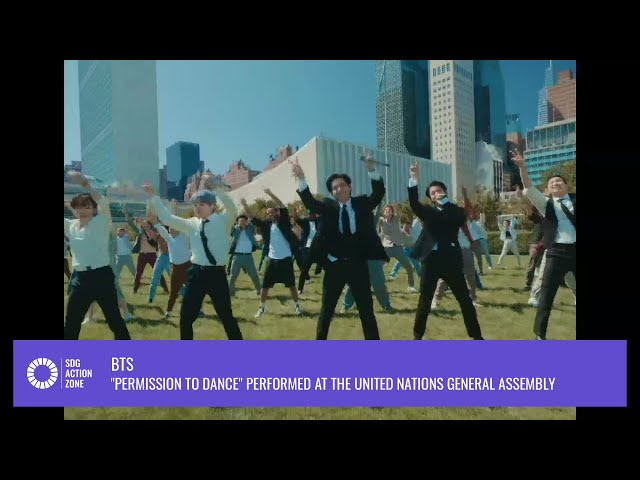 Closing Performance with BTS