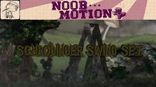 """Stop Motion: """"schrondinger's Swing Set"""""""