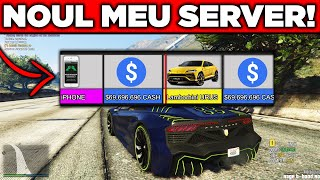 SERVER-UL MEU DE GTA V! [RAGE]