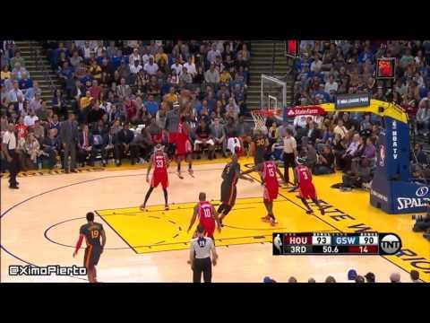 Houston Rockets vs Golden State Warriors - Full Game Highlights | Feb 9, 2016 | NBA 2015-16 Season