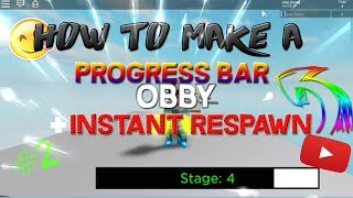 Roblox Studio Scripting Tutorial How To Make Checkpoint Stages For