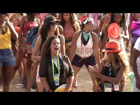 DJ SOWN & DJ WHYNE LIVE PERFORMANCE AT ALL DAY IN MUSIC FESTIVAL 2017