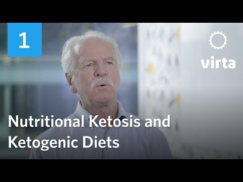 Dr. Stephen Phinney on Nutritional Ketosis and Ketogenic Diets (Part 1)