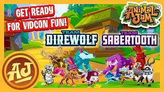 Prepare for Animal Jam at VidCon 2018! | Animal Jam