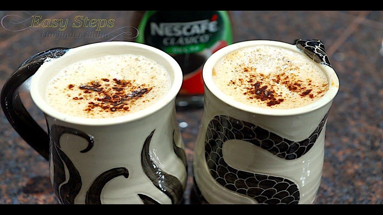 Nescafe Clasico Decaf Coffee with Dry Milk Powder | Coffee ...