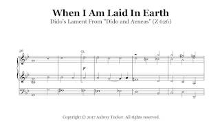 Organ: Purcell When I Am Laid In Earth - Dido's Lament From 'Dido and Aeneas' Z 626