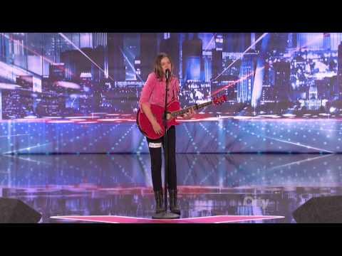 Olivia Rox - America's Got Talent 2013 Season 8 Week 6 Auditions