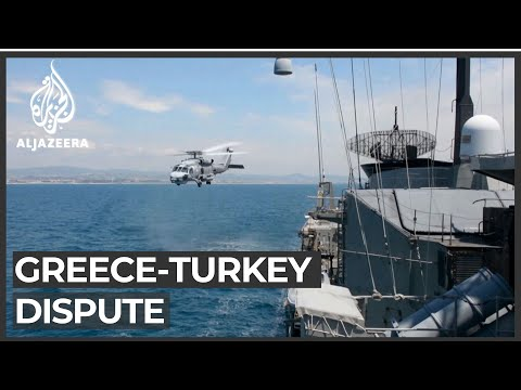 Greece to extend territorial waters amid Turkey tensions