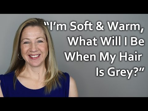 Q&A - What will a soft & warm person be when they are grey?