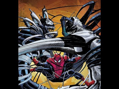 spiderman all symbiote - YouTube